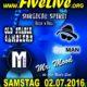 Programm FiveLive 2016