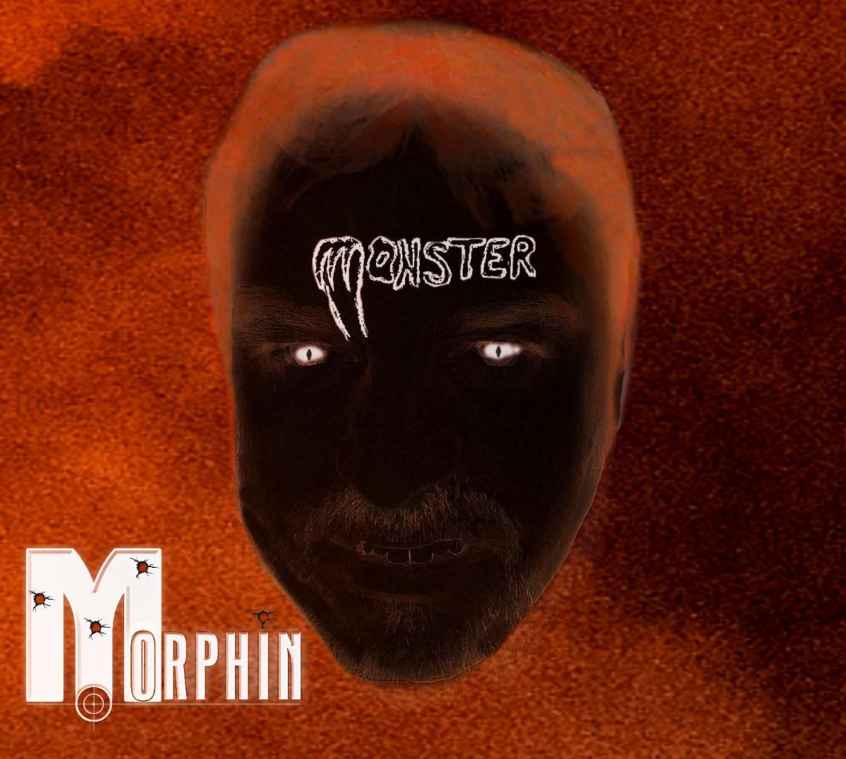 Morphin Monster Front