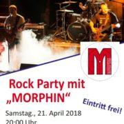 Maibaumstüberl Niederneuching 21. April 2018